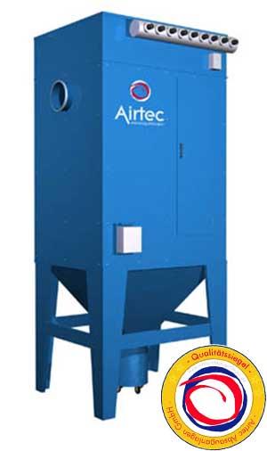 Schlauchfiteranlagen: Airtec Absauganlagen